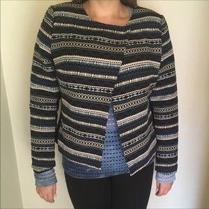 Beautiful tribal embroidered blazer size 16